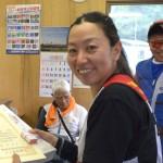 第3位 竹林 久仁子選手
