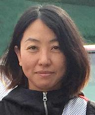 竹林 久仁子選手